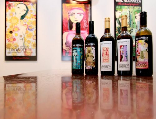 Wine Guerrilla – The Soul of Wine and Art of Rebellion