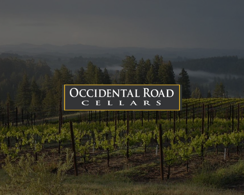 Occidental Road Cellars