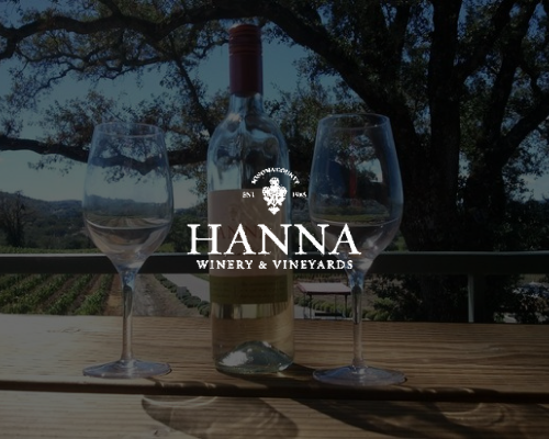 HANNA Winery Vineyards