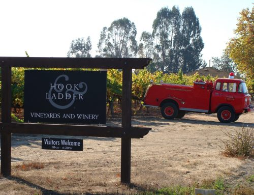 The Legacy of Hook & Ladder Winery