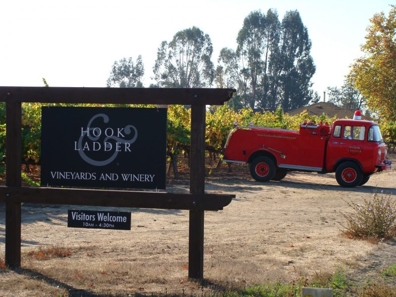 Hook & Ladder Winery