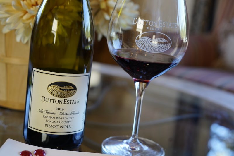 Dutton Estate Winery