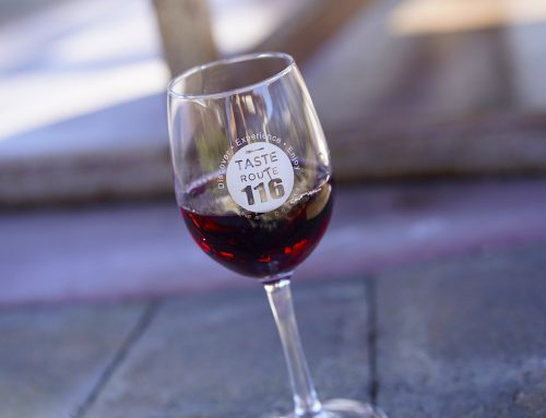 Join us for the Taste Route 116 Wine Club Weekend