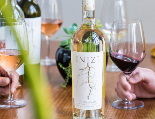 Try Unique Flavors at INIZI Wines