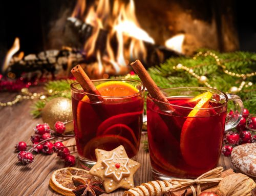 Holiday Wine Punch Recipes