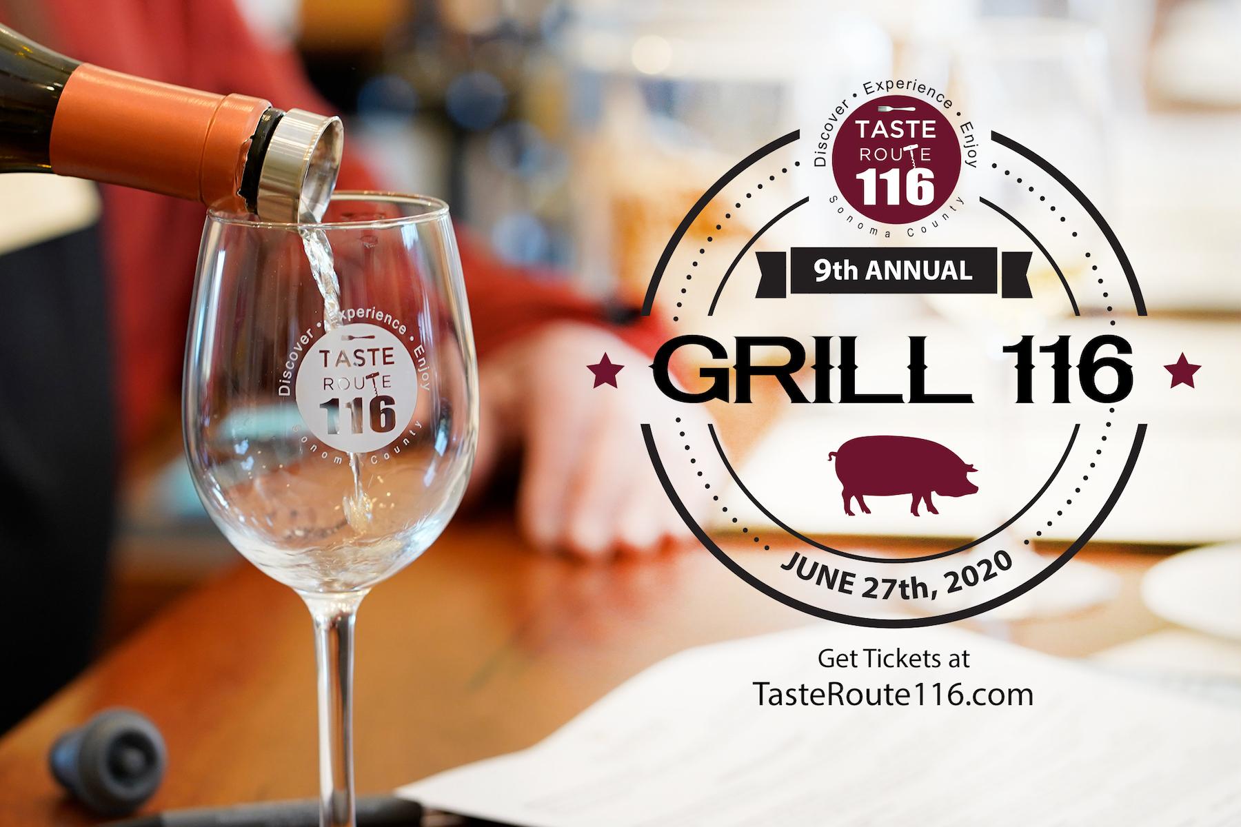9th Annual Grill 116