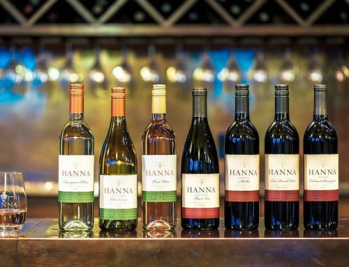 Spring Soirée at Hanna Winery